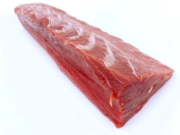 Compra sólo Descargado de Atún Rojo para tomar atún en crudo: es la única pieza que te garantizará un buen resultado.