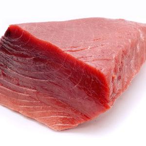 Compra aquí Lomo de Atún Rojo de Almadraba, la pieza central del Atún ideal para todo tipo de usos.