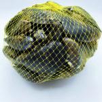 Recibe en casa mejillones gallegos envueltos en malla para garantizar su frescura
