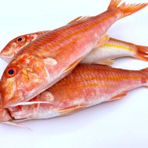 Compra hoy salmonetes para plancha, un tamaño perfecto y un sabor potenciado