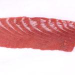 El Descargado de Atún Rojo es la pieza más cercana al lomo que garantiza que se deshará en la boca en crudo, casi sin tener que masticarla.