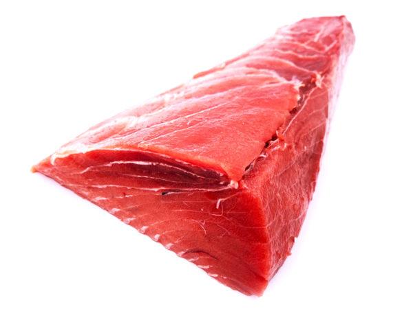 Compra a domicilio Solomillo de Atún Rojo fresco y cocina en casa tus mejores platos con un gran ingrediente principal de calidad.