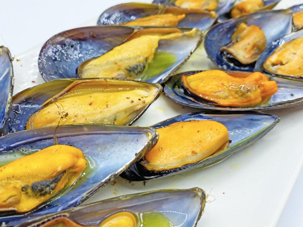 Puedes verlos, casi casi puedes olerlos... ¿quieres comerlos? Cómpralos hoy en mariscoencasa.com